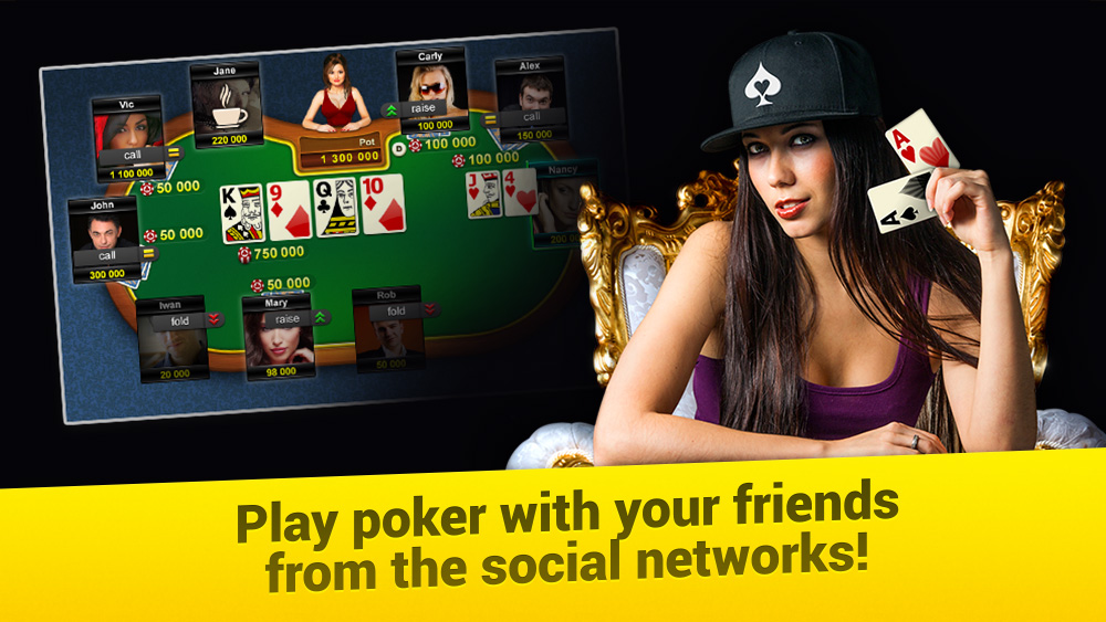 Poker game online with friends