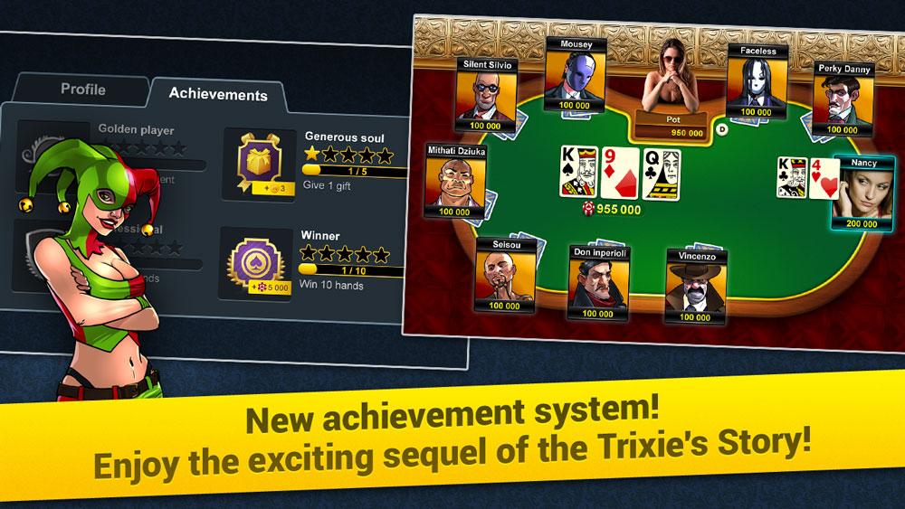 True poker new version